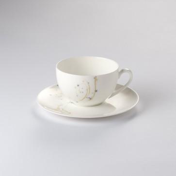 Koffiekop en schotel