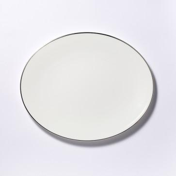 Ovale schaal 32 cm