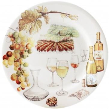 Dessertbord/ontbijtbord Sancerre