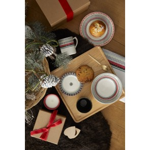 Kerstservies Renne