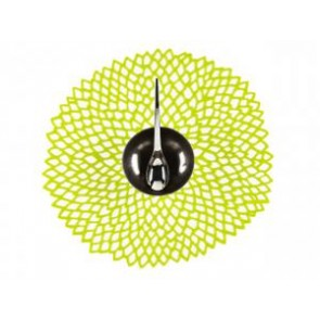 6 x dahlia placemat fel groen