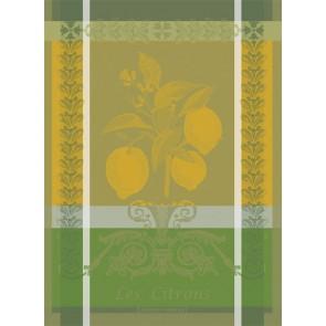 Theedoek Citron