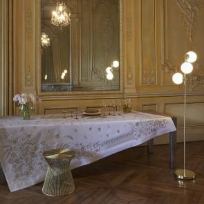 Tafelkleden in verschillende afmetingen met Swarovski® kristallen
