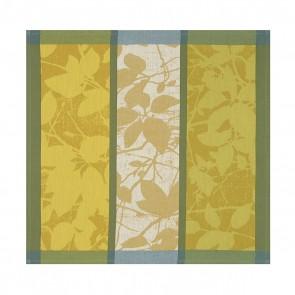 Servet in drie verschillende kleuren