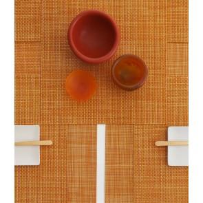 Mini-basketweave Placemats in 20 verschillende kleuren (set van 4)