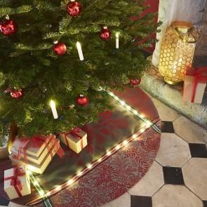 Kerstboom tapijt