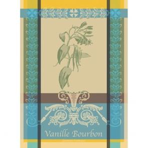 Theedoek Vanille Bourbon